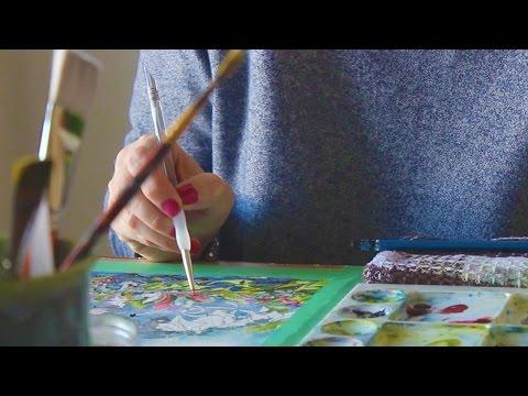 Something Beautiful: Everyday life   2 Minute Short Film