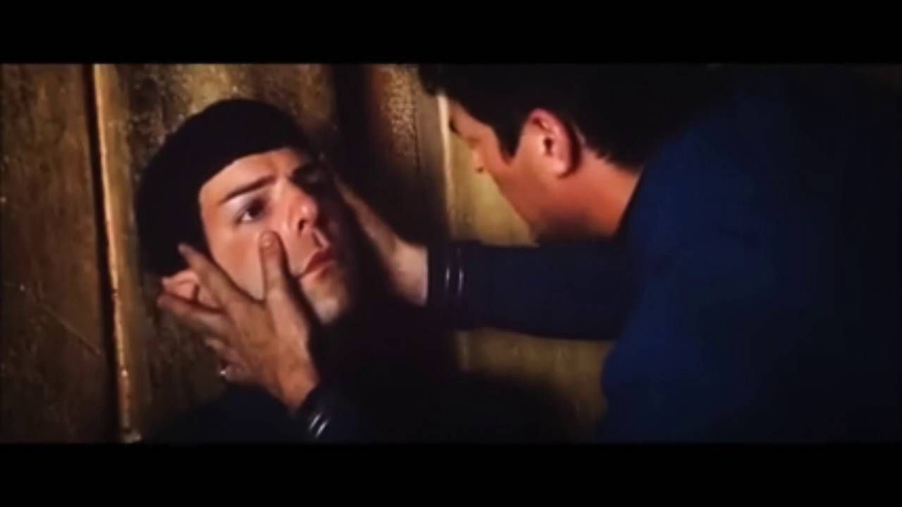 Star Trek Beyond 2016 - Spock is Severely Injured