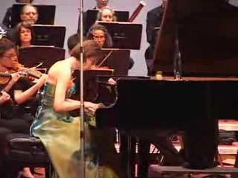 Nadejda Vlaeva - Beethoven Concerto No. 3, 1st  mvt, Part 1