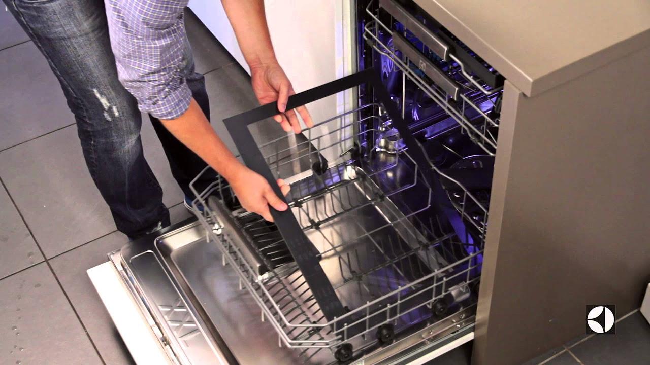 посудомоечная машина electrolux esl 66060 r инструкция