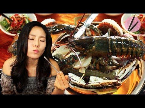 EPIC Seafood Hot Pot, The BEST Haemultang Mukbang!!