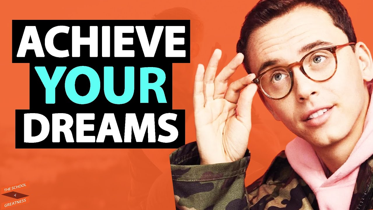 PURSUE YOUR DREAMS & Start Manifesting The FUTURE YOU WANT! | Logic & Lewis Howes