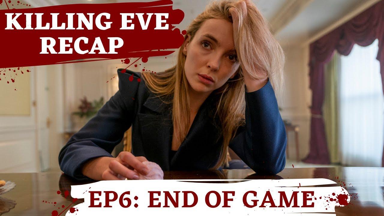 Download Killing Eve - Season 3 Episode 6 Recap