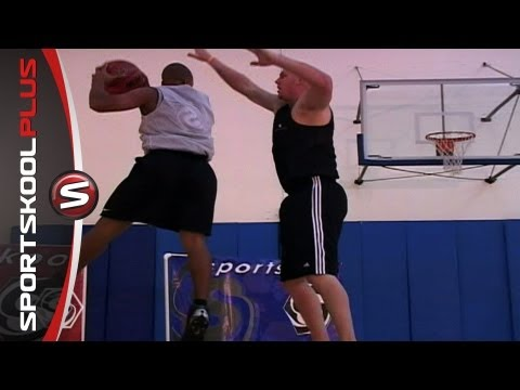Defense Rebounding with Pro Basketball Coach Bill Walton