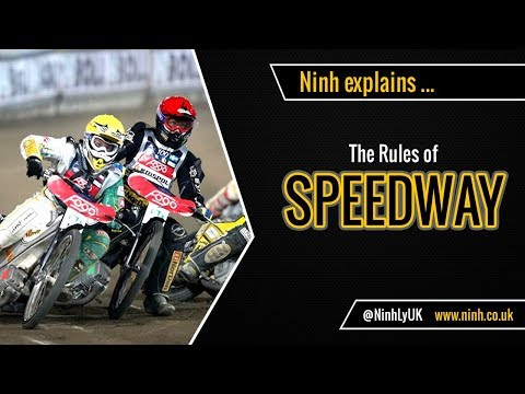 The Rules of Speedway - EXPLAINED!