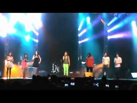 Universal Orlando Summer Concert Series -- Victorious live on 6/09/12