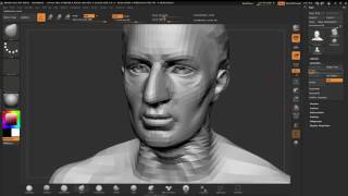 ZBrushCore - Paul Gaboury - Chapter 8 Sculpting in More Details
