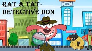 rat a tat   detective don   funny cartoons videos   chotoonz tv