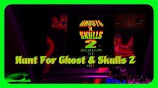 Rave In The Redwoods: Ghost & Skulls 2 Hunt