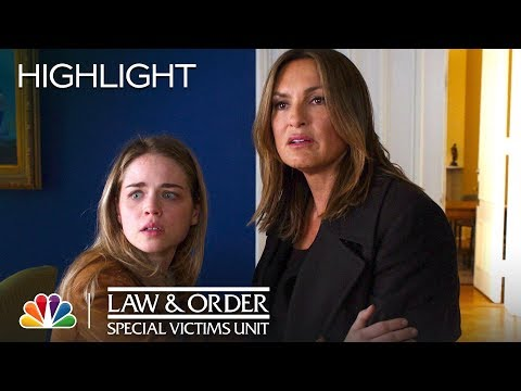 Benson Helps Sophie Remember - Law & Order: SVU (Episode Highlight)