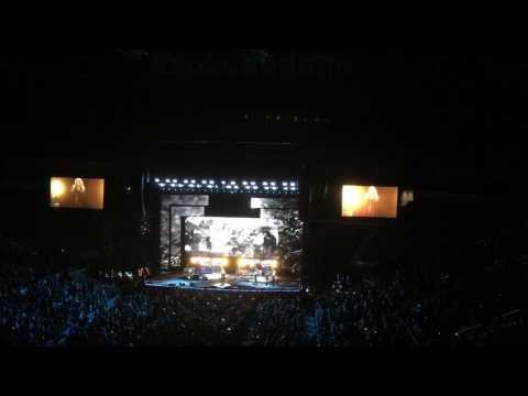 Gypsy performed live by Stevie Nicks in Salt Lake City, utah Saturday February 25, 2017
