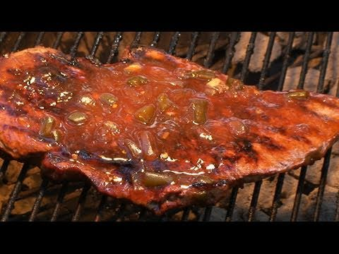 Sweet Heat Barbecue Sauce recipe by the BBQ Pit Boys