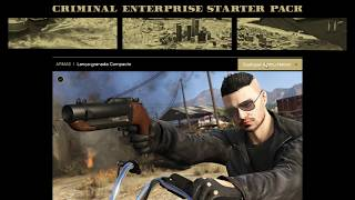 GTA V ONLINE -  Kit inicial de Esquema Criminal completo! (Criminal Enterprise Starter Pack Bundle)