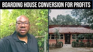 Boarding House Conversion for Real Estate Profits in the Highland Park area of LA