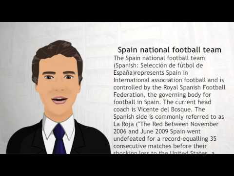 Spain national football team - Wiki Videos