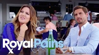 "Royal Pains - Season 6 - ""Ganging Up"" Promo"