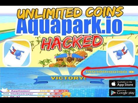 AQUAPARK.IO iOS App | NEW Unlimited Coin Trick! No Cheat/Hack!