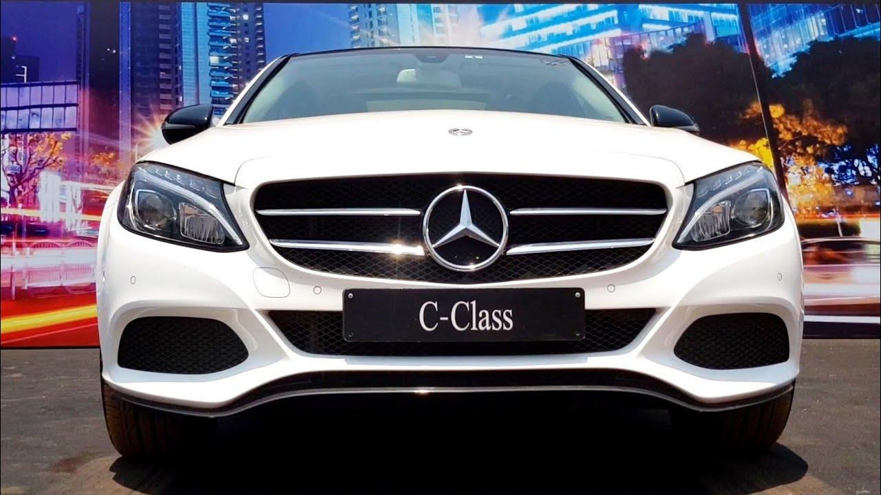 Mercedes-Benz C 220d | 'Edition C' | Walkaround | Price | Mileage |  Features | Specs