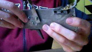 home made flintlock