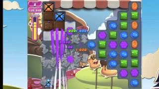 Candy Crush Saga Level 1053  No Booster  BEAT IN 8 MOVES!
