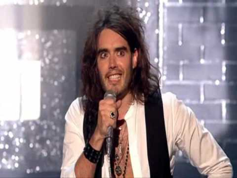 "Russell Brand -  ""Doing Life Live"" clip"