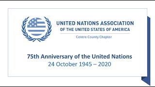 Full program - UN Day 2020 Celebration of 75th Anniversary of United Nations