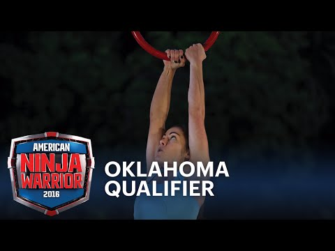 Kacy Catanzaro Returns For The 2016 Oklahoma City Qualifier | American Ninja Warrior