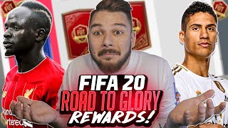 TOTW PACKS ΑΠΟ PRO ΠΑΙΧΤΗΗ!! 😱| WL REWARDS | #FIFA20 GREEK ULTIMATE TEAM ROAD TO GLORY #11