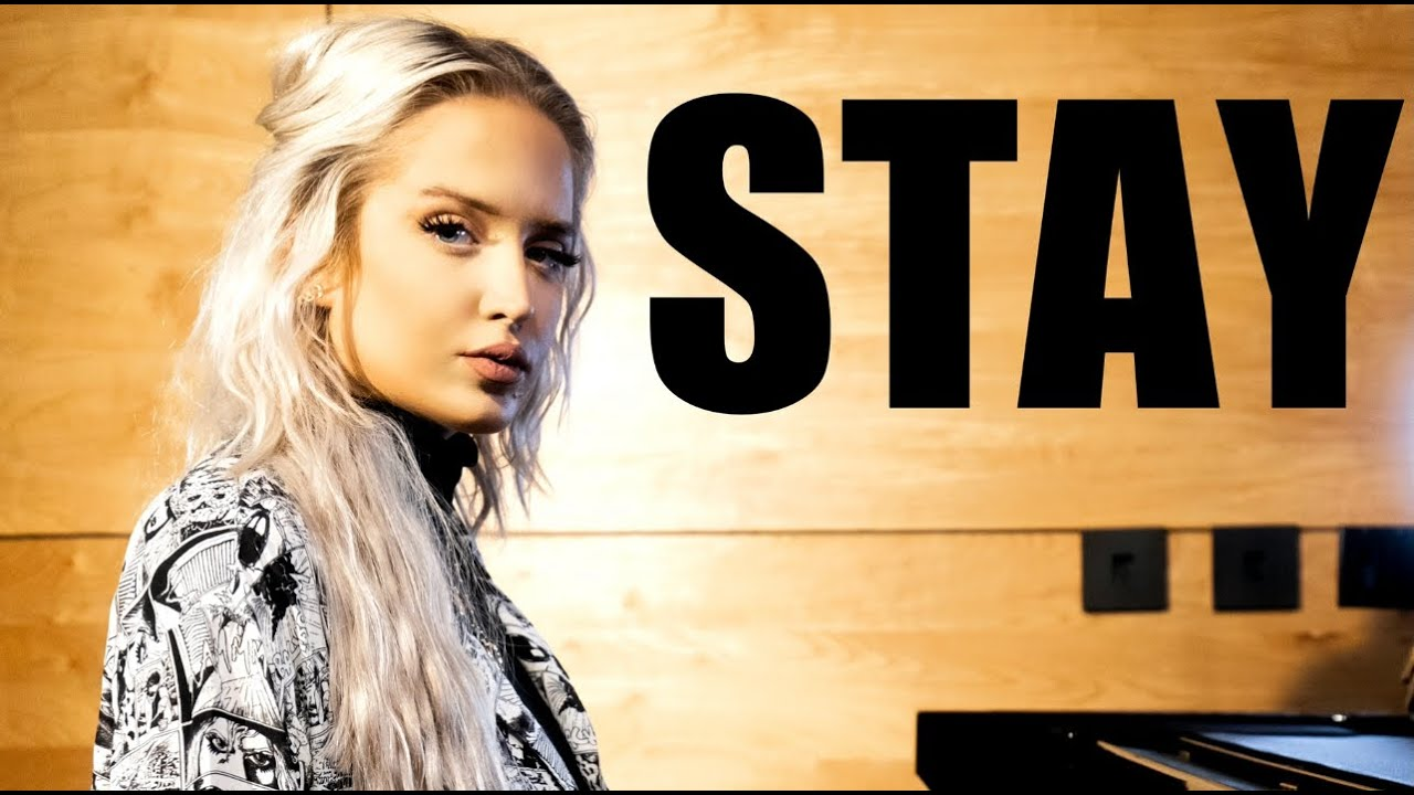 Stay - The Kid Laroi & Justin Bieber - Cover by Macy Kate