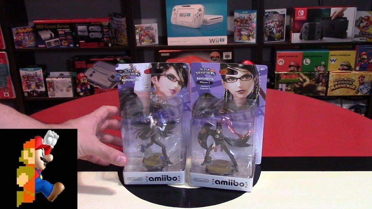 Nintendo amiibo Bayonetta (Super Smash Bros. Collection) ab 44,99 ...