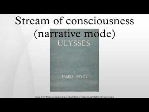 Stream of consciousness (narrative mode)