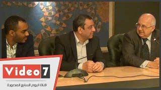 مدير مكتبة الإسكندرية: نسعى للتعاون مع نقابة الصحفيين لأن الصحافة ضمير الأمة