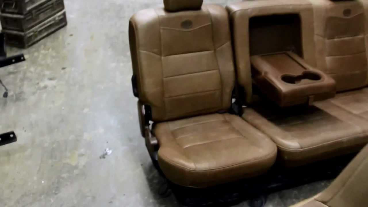 Remove Dye From Leather Car Seats