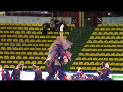 Team Berlin 1 FS  119. Deutsche Meisterschaften im Eiskunstlaufen