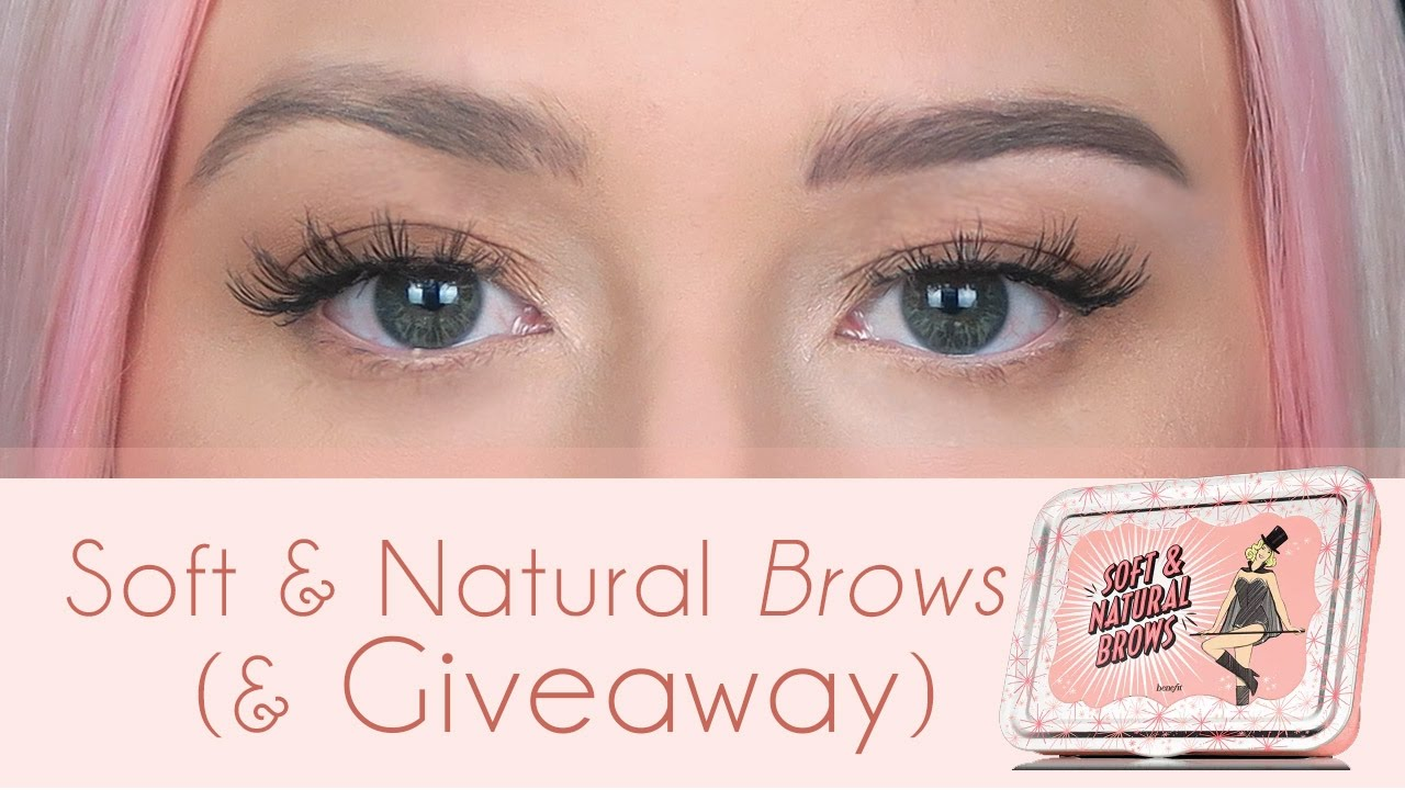 Soft & Natural Brows Kit by Benefit #6