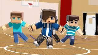 BTS Dope || Minecraft || Dope Dance