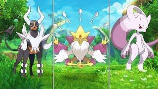 ¡¡TODAS LAS MEGA EVOLUCIONES de POKEMON GO!! DOTHAKING115