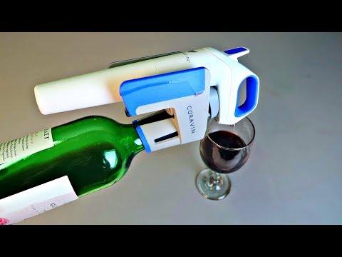 Weirdest Wine Opener Ever Made!