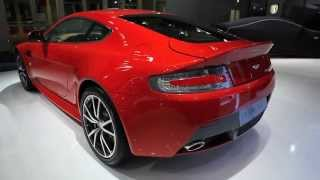 2012 Aston Martin V8 Vantage S Design and Engineering Masterclass