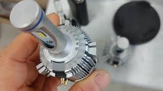 폭스바겐 파사트 순정형 LED 벌브 장착 팁