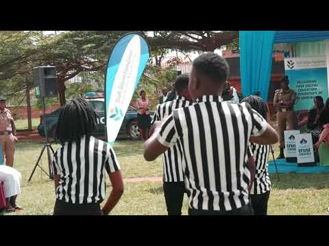 Triplets Ghetto Kids performing for Honorable Speaker of the uganda Parliament Rebecca kadaaga thumbnail