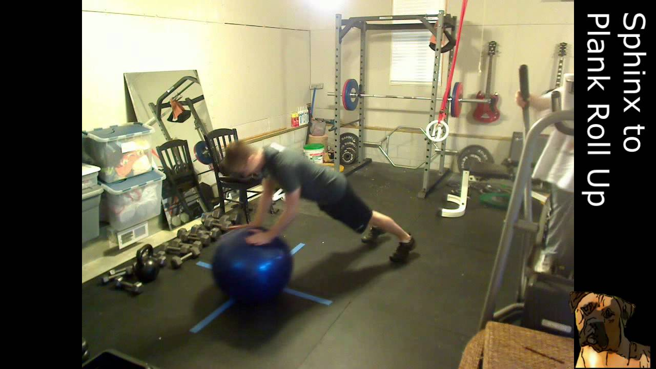 P90X2 - Day 6 - X2 Balance and Power - CoachWoot - YouTube