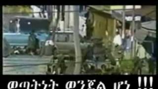 Mengistu HaileMariam vesus Meles Zenawi