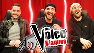 The Voice Blagues