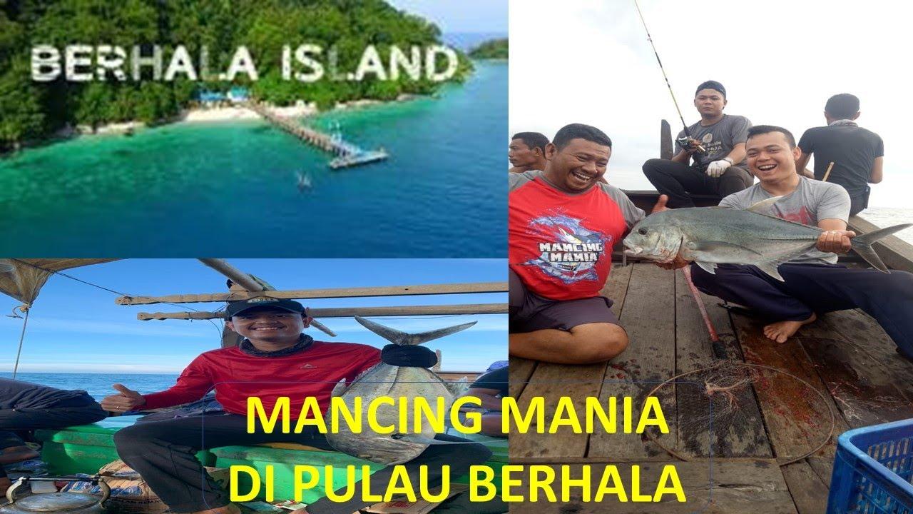 Spot Mancing Di Pulau Enggano