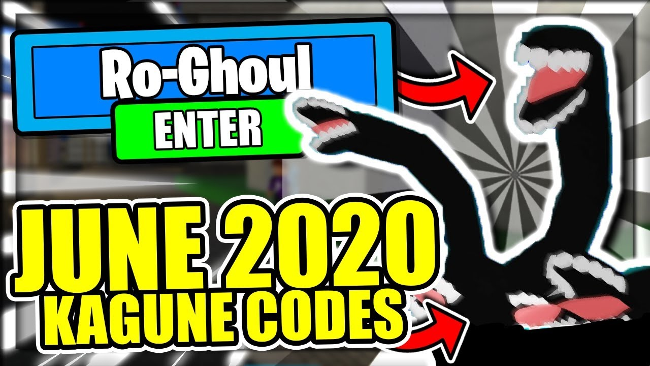 June 2020 All New Secret Op Working Codes Roblox Ro Ghoul