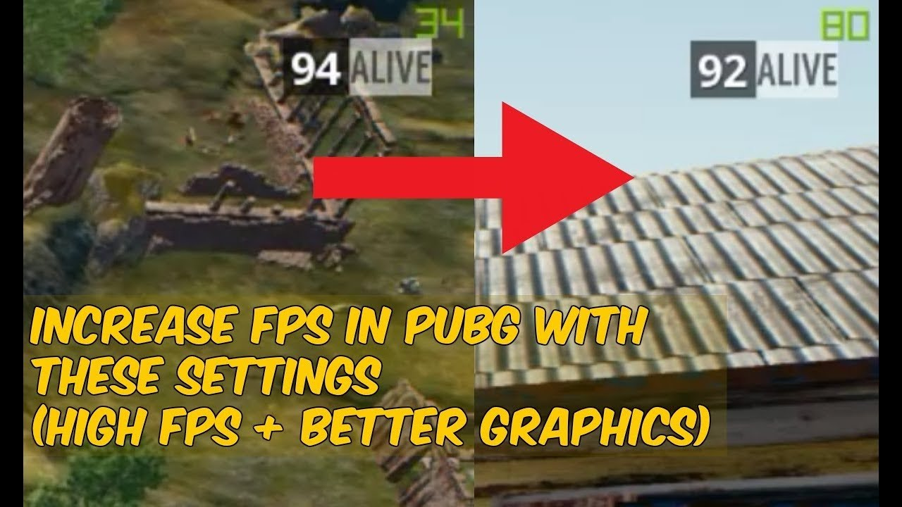 how to make ur fps better