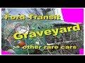 Ford Transit MK1 Classic car Graveyard