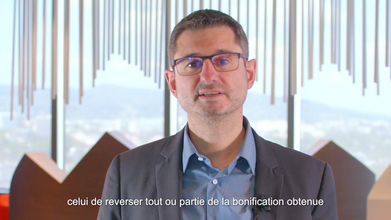 Caisse d'Epargne Rhône Alpes - Prêt à Impact