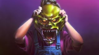 The Haunted Mask - Goosebumps Halloween Annual 2012